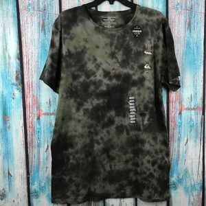 Quiksilver Men's T-Shirt Gibus Moon Unique Look